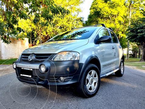 Volkswagen CrossFox Comfortline usado (2009) color Gris precio $760.000