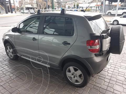 Volkswagen CrossFox Trendline usado (2007) color Gris Oscuro precio $605.000
