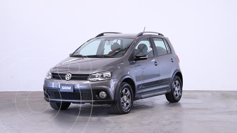 Volkswagen CrossFox Comfortline usado (2012) color Gris Vulcano precio $1.040.000