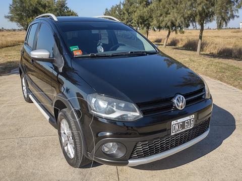 Volkswagen CrossFox Highline usado (2014) color Negro precio $1.250.000