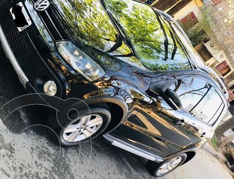 Volkswagen CrossFox Highline usado (2010) color Negro precio $875.000