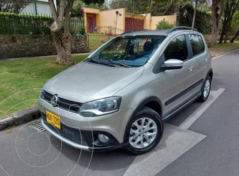 Volkswagen Crossfox 1.6L  usado (2015) color Bronce precio $43.900.000