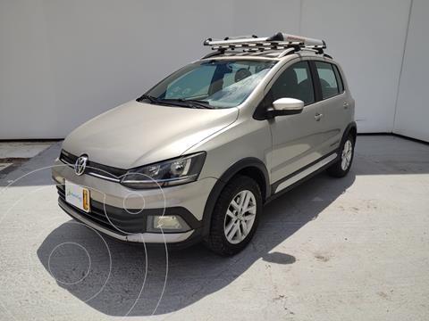 Volkswagen Crossfox 1.6L  usado (2016) color Plata precio $44.990.000
