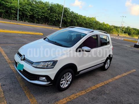 Volkswagen CrossFox 1.6L Quemacocos ABS usado (2016) color Blanco precio $147,000