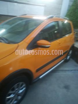 Volkswagen CrossFox 1.6L ABS usado (2013) color Naranja precio $110,000