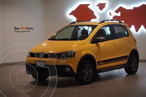 Volkswagen CrossFox 1.6L usado (2012) color Amarillo precio $139,900