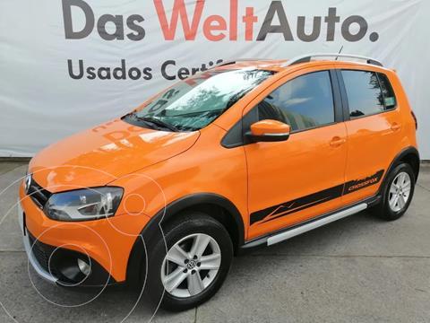 Volkswagen CrossFox 1.6L MT usado (2011) color Naranja precio $135,000
