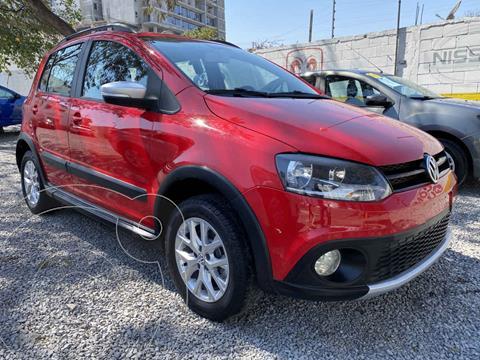 Volkswagen CrossFox 1.6L ABS usado (2014) color Rojo precio $139,000