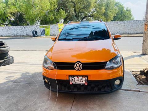 Volkswagen CrossFox 1.6L usado (2011) color Amarillo Imola precio $115,000