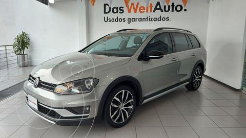 Volkswagen CrossGolf 1.4L usado (2017) color Plata Tungsteno precio $269,000