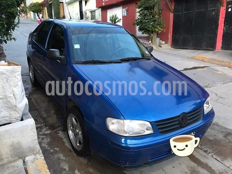 Volkswagen Derby 1.8L usado (2005) color Azul precio $52,000