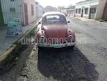 Volkswagen Escarabajo 1600 usado (1973) color Rojo precio u$s600