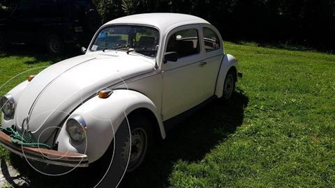 Volkswagen Escarabajo 1.6 usado (1980) color Blanco precio u$s4.300