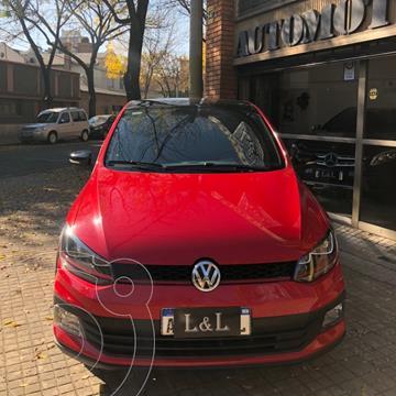 Volkswagen Fox Pepper usado (2017) color Rojo precio $1.600.000