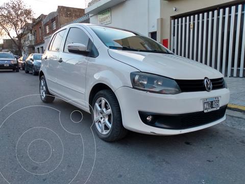 Volkswagen Fox 5P Trendline usado (2013) color Blanco precio $910.000