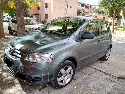Volkswagen Fox 5P Comfortline usado (2009) color Verde precio $690.000
