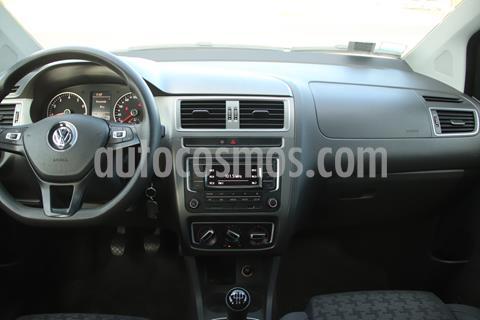 Volkswagen Fox MSI Trendline 5Ptas. (L15) usado (2016) color Azul precio $1.020.000