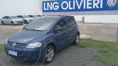 Volkswagen Fox 5P Trendline usado (2008) color Azul Boreal precio $1.000.000