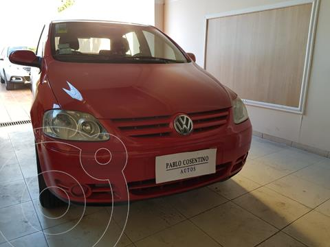Volkswagen Fox 5P Trendline usado (2007) color Rojo precio $660.000