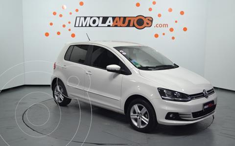 Volkswagen Fox 5P Trendline usado (2016) color Blanco precio $1.250.000
