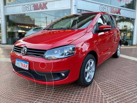 Volkswagen Fox 3P Comfortline usado (2013) color Rojo financiado en cuotas(anticipo $600.000)