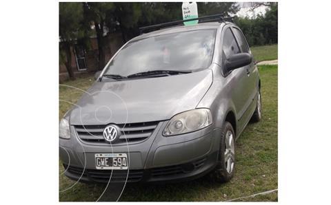 Volkswagen Fox 5P Comfortline usado (2008) color Gris financiado en cuotas(anticipo $528.000)