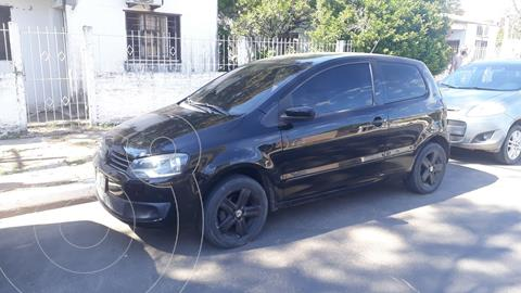 foto Volkswagen Fox 3P Comfortline usado (2013) color Negro precio $780.000