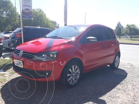 Volkswagen Fox 5P Comfortline Pack usado (2011) color Rojo Tornado precio $720.000