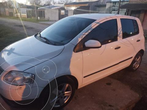 Volkswagen Fox 5P Comfortline usado (2009) color Blanco precio $650.000