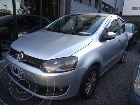 Volkswagen Fox 5P Trendline usado (2012) color Gris precio $1.160.000