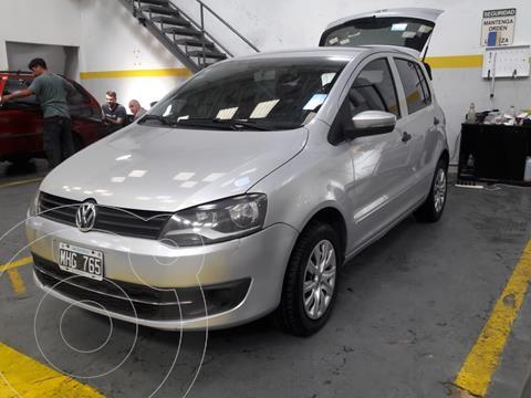 Volkswagen Fox 5P Comfortline usado (2013) color Gris precio $855.000