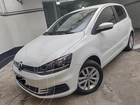Volkswagen Fox 5P Connect usado (2018) color Blanco precio $1.500.000