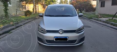 Volkswagen Fox 5P Comfortline usado (2018) color Gris Cuarzo precio $1.950.000