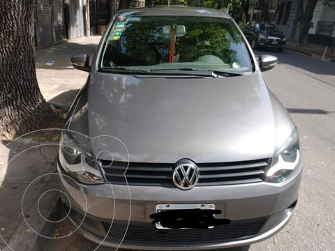 Volkswagen Fox 5P Trendline usado (2013) color Gris Spectrus precio $1.600.000
