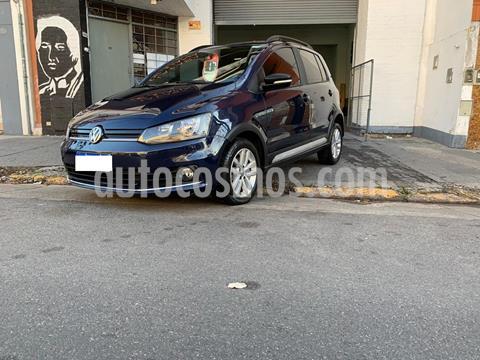 Volkswagen Fox Track usado (2017) color Azul Noche precio $859.000