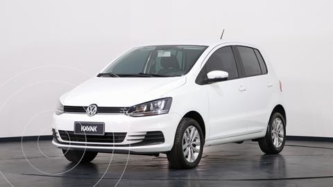 Volkswagen Fox 5P Connect usado (2018) color Blanco precio $1.670.000
