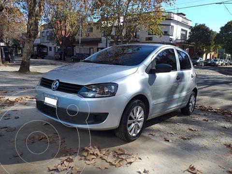 Volkswagen Fox 5P Comfortline usado (2011) color Plata precio $879.000