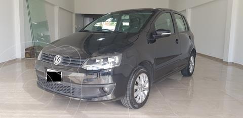 Volkswagen Fox 5P Comfortline usado (2011) color Negro financiado en cuotas(anticipo $534.000)