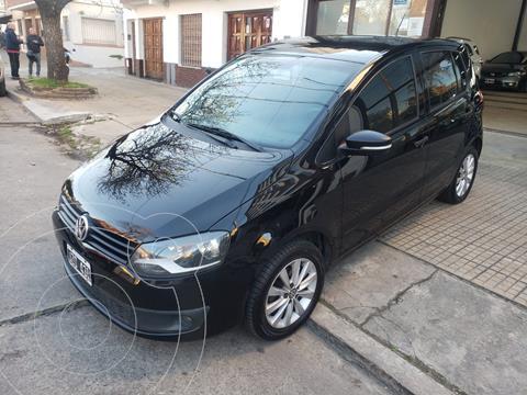 Volkswagen Fox 5P Trendline Aut usado (2011) color Negro precio $990.000