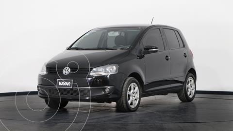 Volkswagen Fox 5P Comfortline Pack usado (2013) color Negro precio $990.000