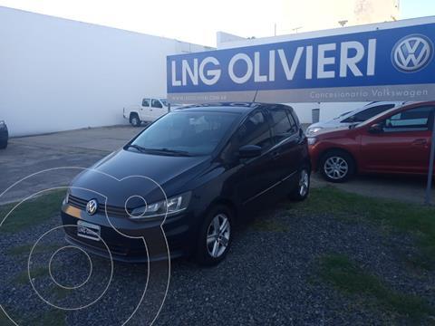 Volkswagen Fox 5P Comfortline usado (2015) color Gris Urano precio $1.050.000