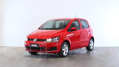 Volkswagen Fox 5P Trendline usado (2016) color Rojo precio $1.590.000