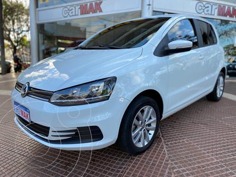 Volkswagen Fox 5P Connect usado (2019) color Blanco financiado en cuotas(anticipo $1.170.000)