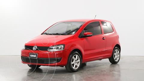 Volkswagen Fox 3P Comfortline Pack usado (2013) color Rojo Tornado precio $980.000