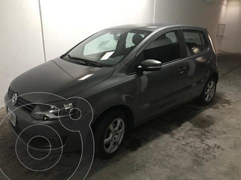 Volkswagen Fox 5P Trendline usado (2013) color Gris precio $710.000