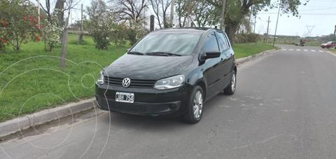 Volkswagen Fox 5P Comfortline usado (2010) color Negro precio $1.000.000