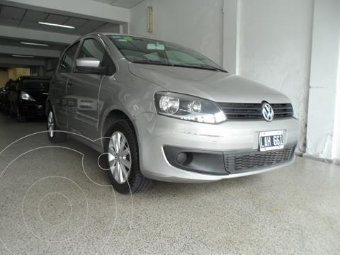 Volkswagen Fox 5P Trendline usado (2012) color Gris financiado en cuotas(anticipo $425.000)
