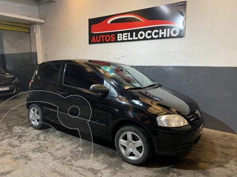 Volkswagen Fox 3P Comfortline usado (2007) color Negro financiado en cuotas(anticipo $315.000)
