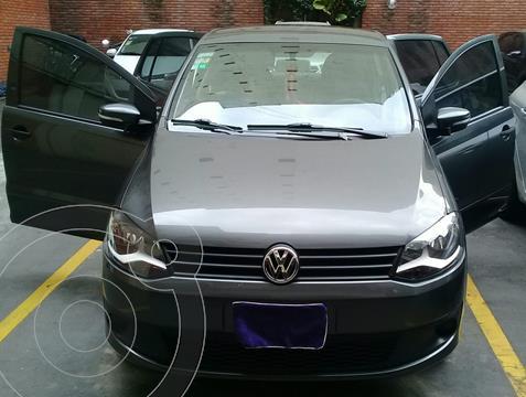 Volkswagen Fox 5P Comfortline Pack usado (2013) color Gris Vulcano precio $880.000