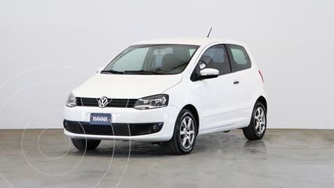 Volkswagen Fox 5P Highline usado (2014) color Blanco Cristal precio $1.090.000